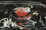1962 OLDSMOBILE STARFIRE 2 DOOR HARDTOP - Engine - 116191