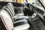 1962 OLDSMOBILE STARFIRE 2 DOOR HARDTOP - Interior - 116191