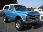 1972 GMC JIMMY CUSTOM 4X4 - Front 3/4 - 116198