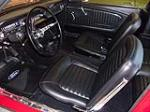 1965 FORD MUSTANG FASTBACK - Interior - 116213
