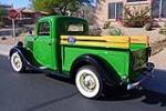 1936 FORD PICKUP - Rear 3/4 - 116216
