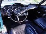 1967 FORD MUSTANG CONVERTIBLE - Interior - 116219