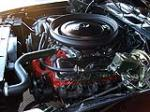 1970 CHEVROLET CHEVELLE SS 2 DOOR COUPE - Engine - 116236