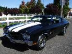 1970 CHEVROLET CHEVELLE SS 2 DOOR COUPE - Front 3/4 - 116236