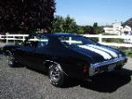 1970 CHEVROLET CHEVELLE SS 2 DOOR COUPE - Rear 3/4 - 116236