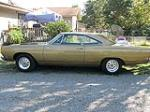 1968 PLYMOUTH ROAD RUNNER 2 DOOR HARDTOP - Side Profile - 116243