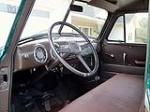 1952 CHEVROLET STEPSIDE PICKUP - Interior - 116245