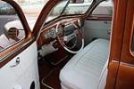 1948 PONTIAC STREAMLINER CUSTOM SEDAN - Interior - 116252