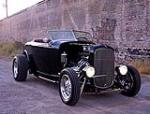 1932 FORD CUSTOM ROADSTER - Front 3/4 - 116254