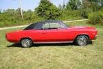 1967 CHEVROLET CHEVELLE SS 2 DOOR HARDTOP - Side Profile - 116262