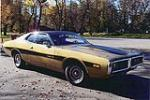1974 DODGE CHARGER 2 DOOR HARDTOP - Front 3/4 - 116269