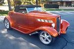 1932 FORD CUSTOM DEARBORN DEUCE ROADSTER - Side Profile - 116273