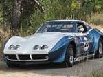 1969 CHEVROLET CORVETTE CUSTOM RACE CAR - Front 3/4 - 116283