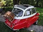 1957 BMW ISETTA COUPE - Rear 3/4 - 116285
