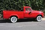 1961 STUDEBAKER CHAMP PICKUP - Side Profile - 116298