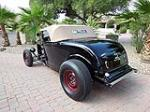 1932 FORD HI-BOY CUSTOM ROADSTER - Rear 3/4 - 116301