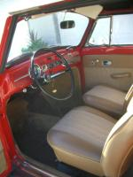 1967 VOLKSWAGEN BEETLE CONVERTIBLE - Interior - 116326
