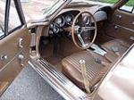 1963 CHEVROLET CORVETTE SPLIT WINDOW COUPE - Interior - 116329