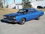 1969 PLYMOUTH ROAD RUNNER 2 DOOR HARDTOP - Front 3/4 - 116333