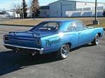 1969 PLYMOUTH ROAD RUNNER 2 DOOR HARDTOP - Rear 3/4 - 116333