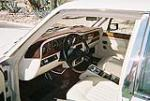1988 ROLLS-ROYCE SILVER SPUR 4 DOOR SEDAN - Interior - 116345