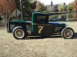 1932 FORD CUSTOM PICKUP - Side Profile - 116351