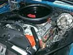 1969 CHEVROLET CAMARO Z/28 2 DOOR COUPE - Engine - 116352