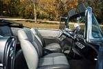 1955 CHEVROLET BEL AIR CUSTOM CONVERTIBLE - Interior - 116355