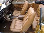 1970 MERCURY COUGAR XR7 CONVERTIBLE - Interior - 116372