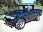 1966 INTERNATIONAL SCOUT CUSTOM PICKUP - 116373