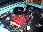 1956 CHEVROLET BEL AIR CONVERTIBLE - Engine - 116377
