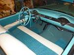 1956 CHEVROLET BEL AIR CONVERTIBLE - Interior - 116377