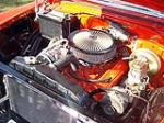 1955 CHEVROLET BEL AIR CUSTOM 2 DOOR COUPE - Engine - 116381