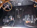 1965 FACTORY FIVE SHELBY COBRA RE-CREATION ROADSTER - Interior - 116384