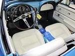 1965 CHEVROLET CORVETTE CONVERTIBLE - Interior - 116398