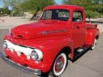 1952 FORD F-1 PICKUP - Front 3/4 - 116399