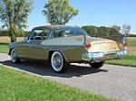 1957 STUDEBAKER GOLDEN HAWK 2 DOOR COUPE - Rear 3/4 - 116401