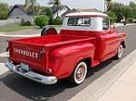 1957 CHEVROLET 3100 PICKUP - Rear 3/4 - 116402