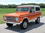 1974 FORD BRONCO SUV - Front 3/4 - 116420