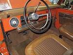 1974 FORD BRONCO SUV - Interior - 116420