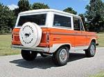 1974 FORD BRONCO SUV - Rear 3/4 - 116420
