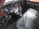 1971 CHEVROLET SHORT BED STEPSIDE CUSTOM PICKUP - Interior - 116434