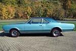 1967 OLDSMOBILE CUTLASS 2 DOOR COUPE - Side Profile - 116435