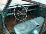 1966 CHEVROLET CHEVY II 2 DOOR COUPE - Interior - 116445