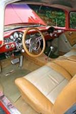 1955 CHEVROLET BEL AIR CUSTOM 2 DOOR SEDAN - Interior - 116447