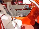 1939 FORD CUSTOM DELUXE 2 DOOR COUPE - Interior - 116460