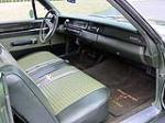 1969 PLYMOUTH ROAD RUNNER 2 DOOR HARDTOP - Interior - 116472