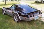 1978 CHEVROLET CORVETTE PACE CAR COUPE - Rear 3/4 - 116486