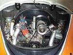 1966 VOLKSWAGEN BEETLE CUSTOM COUPE - Engine - 116488