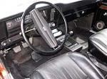 1972 CHEVROLET NOVA SS COUPE - Interior - 116520